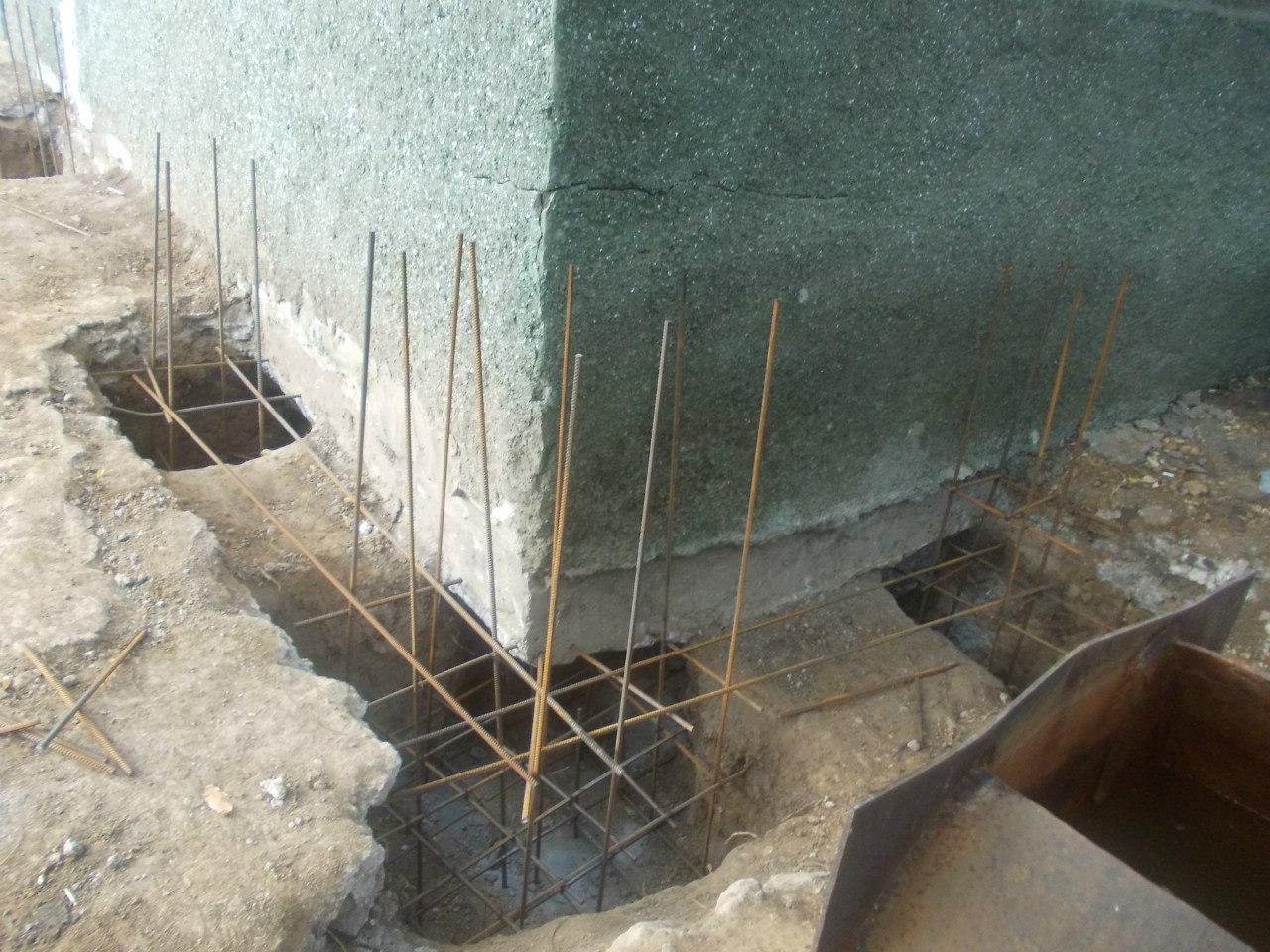 Как укрепить фундамент старого кирпичного дома: видео 18